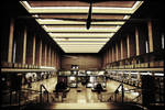 tempelhof airport - inside 2 by brandybuck
