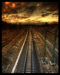 empty track by brandybuck
