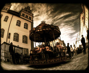 joyride of uncertainty by brandybuck