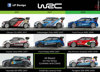 WRC Project by renxo93