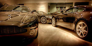Aston Martins by bkueppers