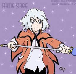 Raine Sage by AnimaStevo