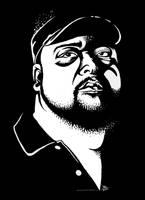 Gilbert Brown, Sin City-Bound by shokxone-studios