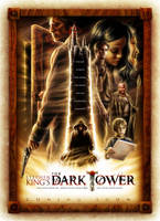 The Dark Tower by shokxone-studios