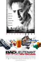 Bad Lieutenant by shokxone-studios