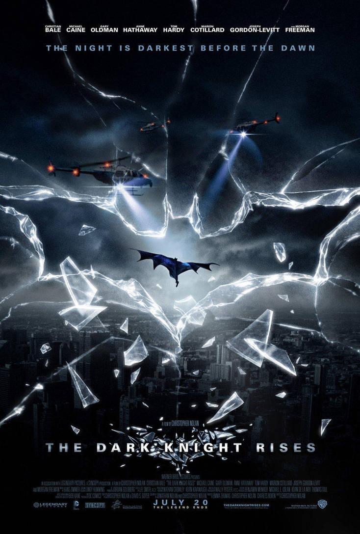 The Dark Knight Rises by shokxone-studios