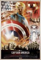 Captain America: 1st Avenger by shokxone-studios