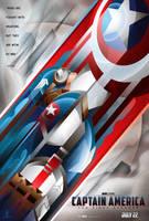 Captain America: 1st Avenger 2 by shokxone-studios