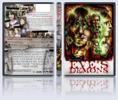 Eve's Demons DVD by shokxone-studios