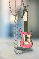 Lone Guitar by Vylin