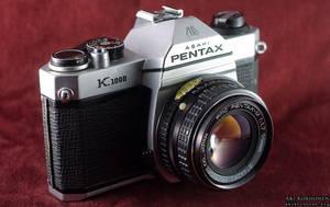 Pentax K1000 + 50mm F1.7 by ak87