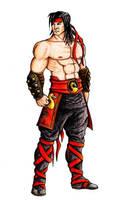 Liu Kang MK9 by Romeiro542