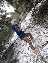 Jack Frost in Winter by Frostplay