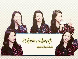 Pack Render Ji Hyo by chitrinh149