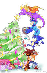 2018 Heroic Holidays by cloudypouty