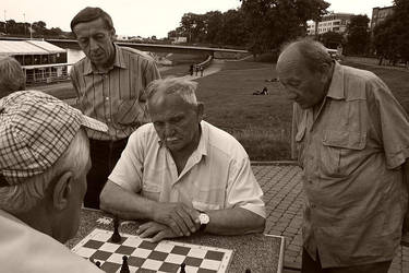 Chess masters by ComputerGod