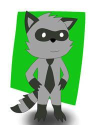 Deadlycomics Raccoon by neofrack