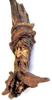 Timber Wolf Spirit by psychosculptor
