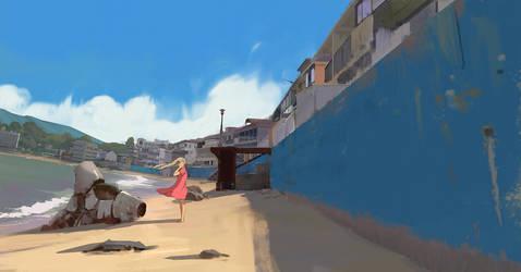 31/365 At the beach by snatti89