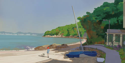 42/365 At the beach 2 by snatti89