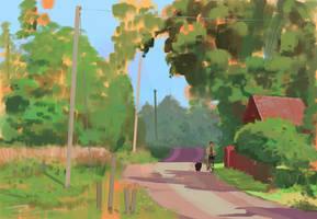 104/365 bike ride by snatti89