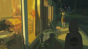 108/365 Alone at night by snatti89