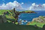 159/365 Coastline by snatti89