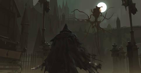 246/365 Bloodborne 8 by snatti89
