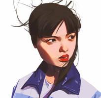 Portrait study by snatti89