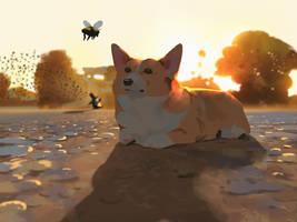 Path of Miranda_Insects by snatti89