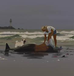 Washed ashore by snatti89