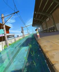 Sea train by snatti89