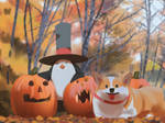 Pumpkin carving by snatti89