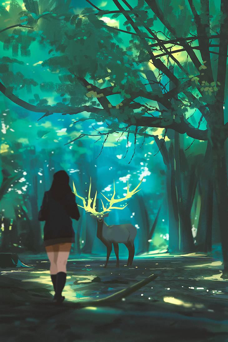 Folktale magic by snatti89