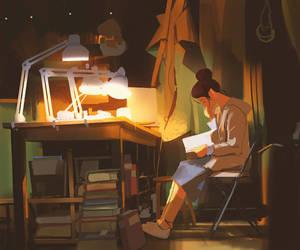 Reading by snatti89