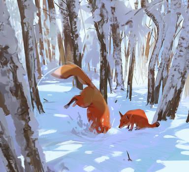 Hunting by snatti89