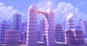 Cityscape by BrettStebbins
