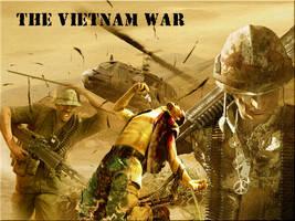 The Vietnam War by USPOLOASSeN