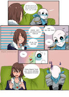 Someone you like: US Frans Comic: Pg 2 by Kitagami
