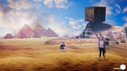 Egypt by FxBoxStudio