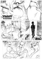 TMNT The Other Beginning Page1 by chochi