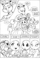 TMNT The Other Beginning Page 7 by chochi
