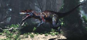 Megalosaurus by PaleoGuy