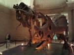 Tyrannosaurus Triceratops by PaleoGuy