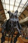 Uintatherium by PaleoGuy