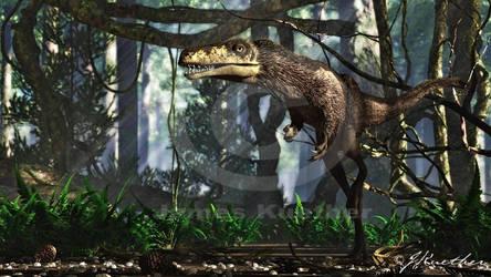 Stokesosaurus by PaleoGuy