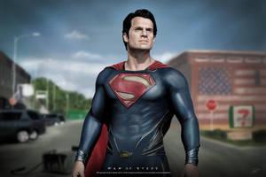 Man of Steel by HadiAlakhras