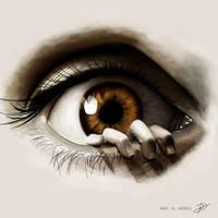 The Eye by HadiAlakhras