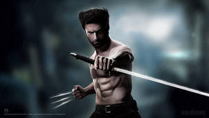 The Wolverine - Digital painting by HadiAlakhras