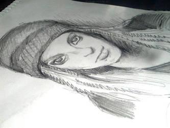 quick bill sketch by Gothvm
